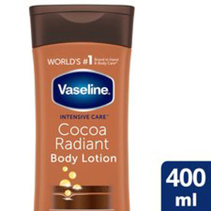 Picture of Vaseline Intensive Care Cocoa Lotion 400Ml