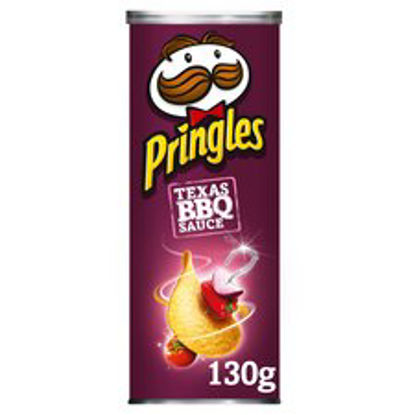Picture of Pringles Texas Bbq Sauce 130G