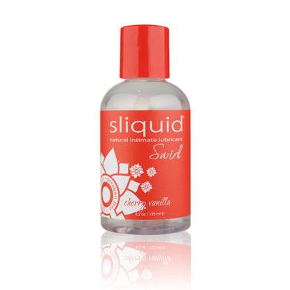 Picture of Sliquid Naturals Swirl Flavoured Lubricants-Pink Lemonade
