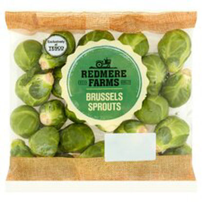 Picture of Redmere Farms Sprouts Unpeeled 500G