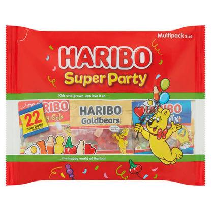 Picture of Haribo Super Party Multi 352G