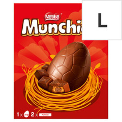 Picture of Nestle Munchies Large Egg 284G