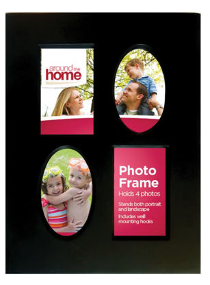Picture of 4 Hole Photo Frame
