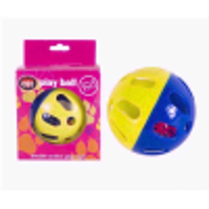 Picture of WORLD OF PETS CAT TOY PLAY BALL LARGE