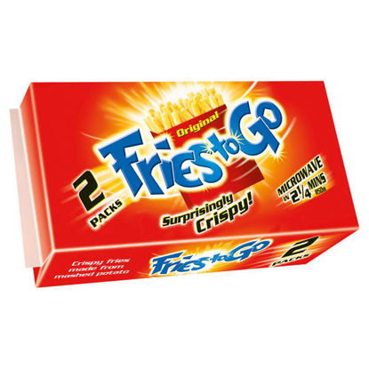 Picture of Fries to Go Original 2 x 90g