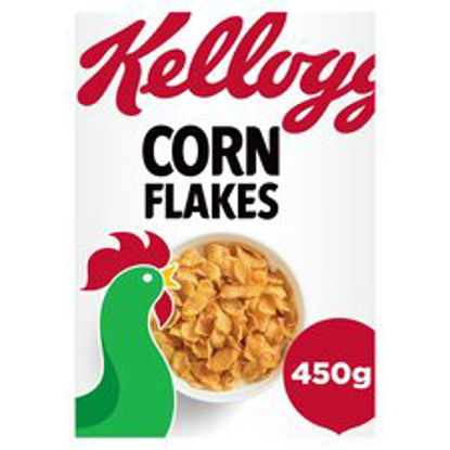 Picture of Kellogg's Corn Flakes 450G