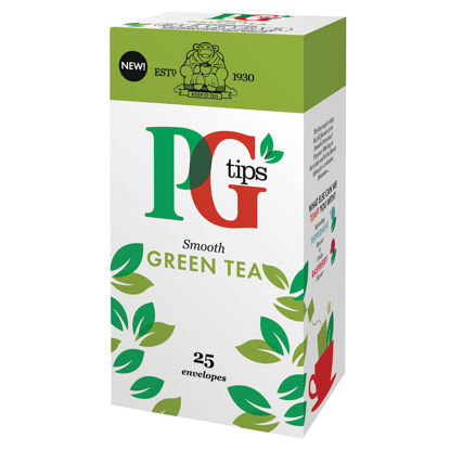 Picture of PG tips Green Tea Bags Pack of 25