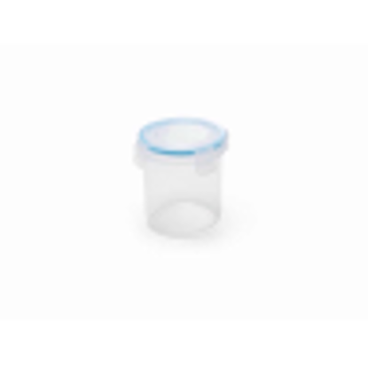 Picture of Addis 550 ml Clip and Close Round Food Storage Container, Clear