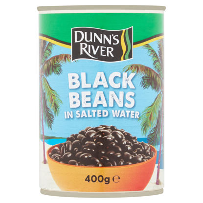 Picture of Dunns River Black Beans In Salted Water 400G