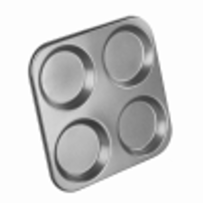 Picture of CHEF N/S YORKSHIRE PUDDING PAN