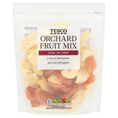 Picture of Tesco Orchard Mix 225G
