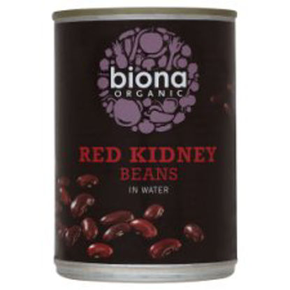 Picture of Biona Organic Red Kidney Beans 400G