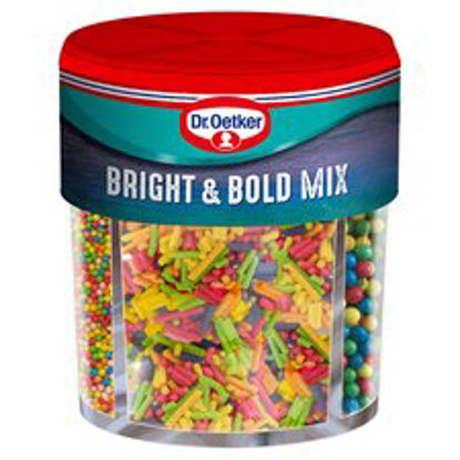 Picture of Dr Oetker Bright & Bold Mix
