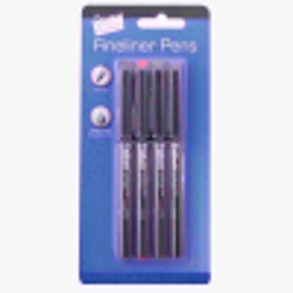 Picture of TALLON FINELINER PENS 4