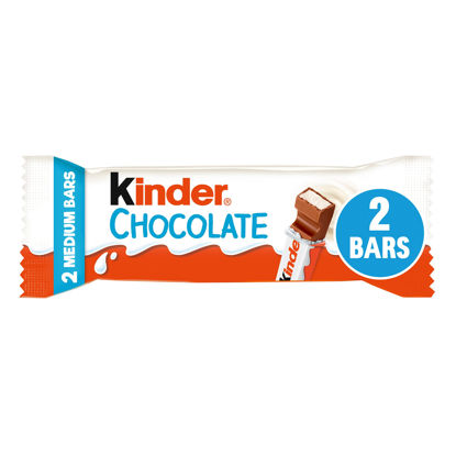Picture of Kinder Chocolate Snackbar 2 X 21G