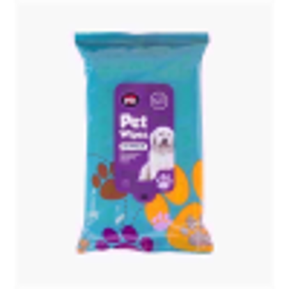 Picture of WORLD OF PETS GROOMING PET WIPES 50