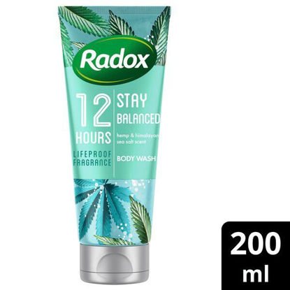 Picture of Radox Scent Touch Stay Balanced 200ml