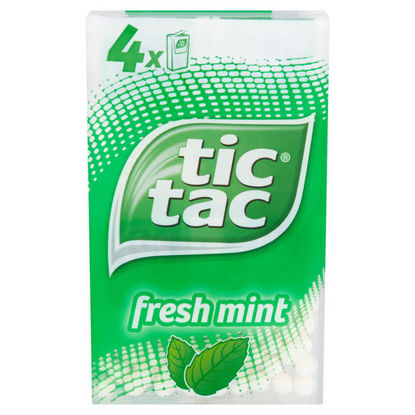 Picture of Tic Tac Fresh Mint Multi Pack 64G