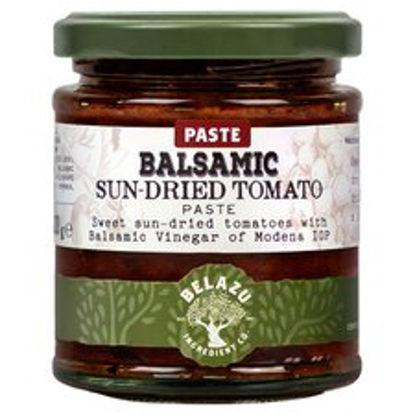 Picture of Belazu Balsamic Sun Dried Tomato Paste 130G