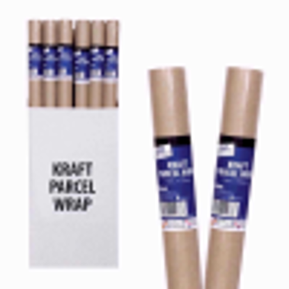 Picture of JUST STATIONERY BROWN PAPER ROLL 4 MTR