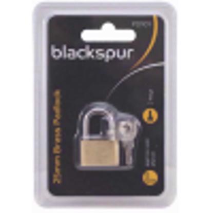 Picture of Blackspur BB-PD101 Brass Padlock