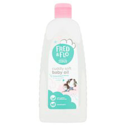 Picture of Fred & Flo Baby Oil 500Ml
