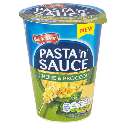 Picture of Batchelors Pasta & Sauce Pot Cheese & Broccoli 65G