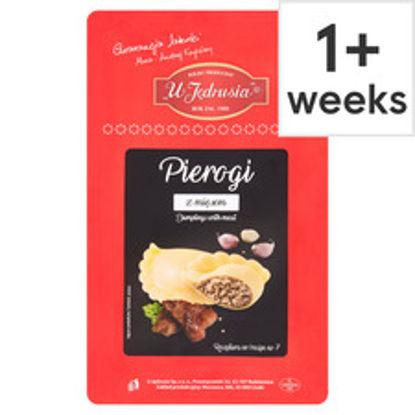 Picture of U Jedrusia Meat Dumplings 400G