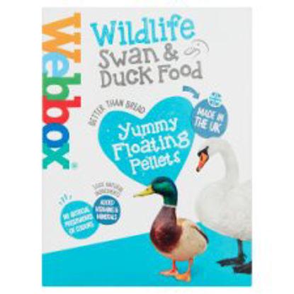 Picture of Webbox Wildlife Swan & Duck Food 150G