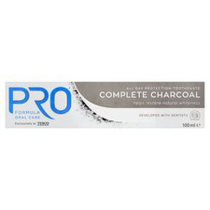 Picture of Pro Formula Complete Charcoal Toothpaste 100 Ml
