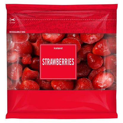 Picture of Iceland Frozen Strawberries 350g