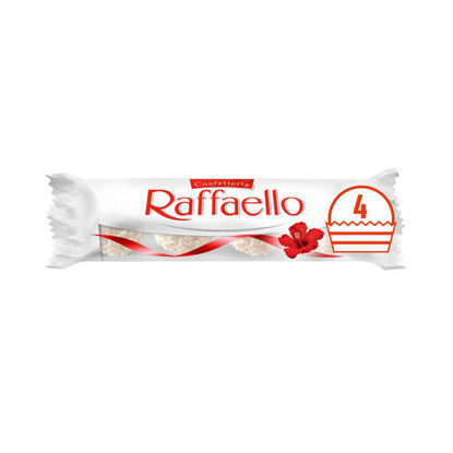 Picture of Raffaello 4 Pack 40G