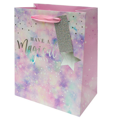 Picture of Tesco Glitter Magical Day Bag Medium