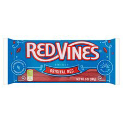 Picture of Red Vines Original Red Twists 141G