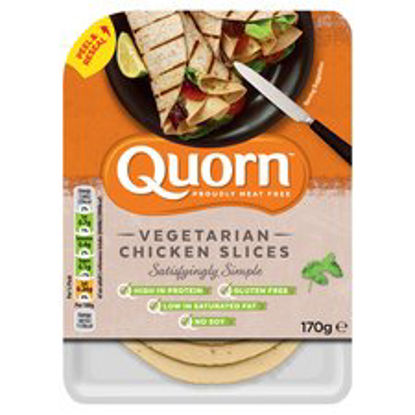 Picture of Quorn Vegetarian Chicken Slices 170G