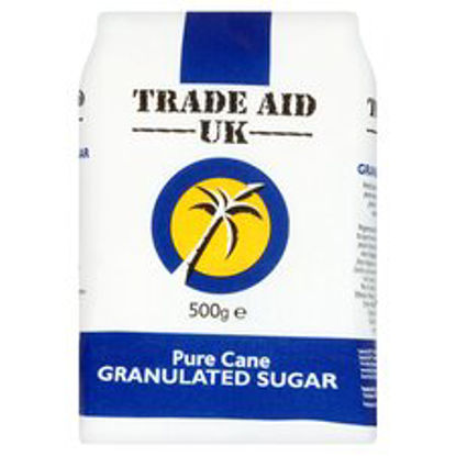 Picture of Trade Aid Uk Granulated Sugar 500G