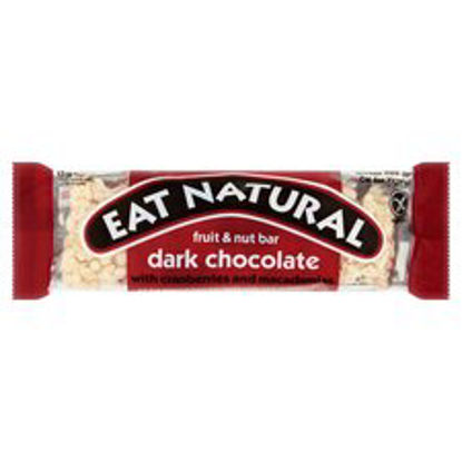 Picture of Eat Natural Gold Cranberry & Macadamia Fruit Bar 45G