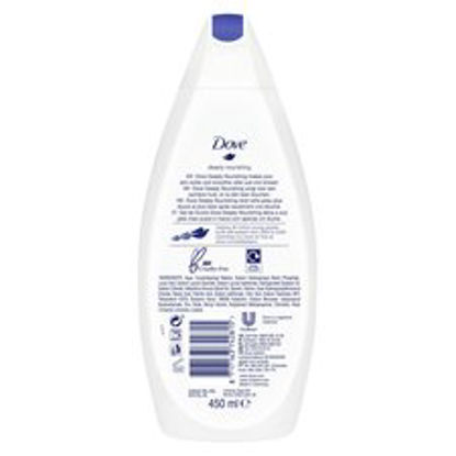 Picture of Dove Deeply Nourishing Body Wash 450Ml