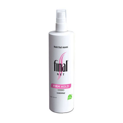 Picture of Finale Net Normal Strong Pump Hair Spray 200ml