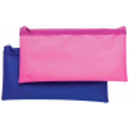 Picture of PENCIL CASE BLUE AND PINK