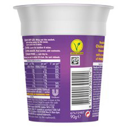 Picture of Pot Noodle Chicken Korma 90G
