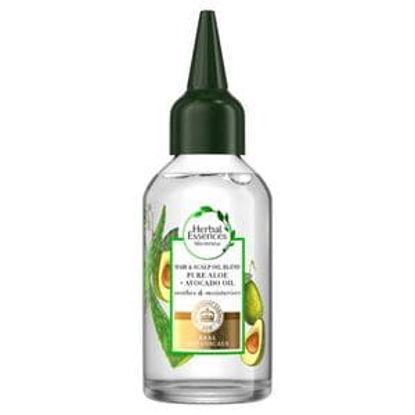 Picture of Herbal Essences Scalp & Hair Oil, Aloe  Avocado Oil, 100ml