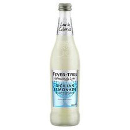 Picture of Fever Tree Light Sicilian Lemonade 500Ml