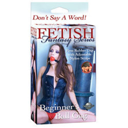 Picture of Fetish Fantasy Series Beginners Ball Gag