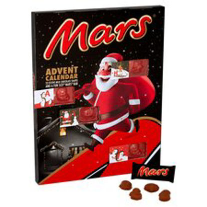 Picture of Mars Advent Calendar 111G