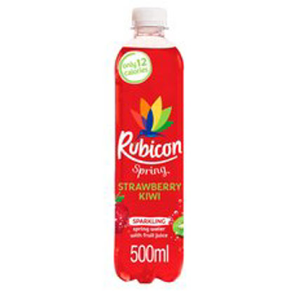 Picture of Ag Barr Rubicon Spring&S/Berry & Kiwi 500Ml