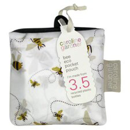 Picture of Caroline Gardner Bee Pouch Bags