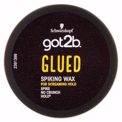 Picture of Schwarzkopf Got2b Glued Spiking Wax 75Ml