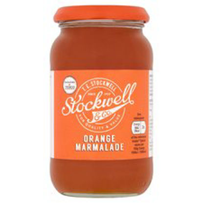 Picture of Stockwell & Co Orange Marmalade 454G