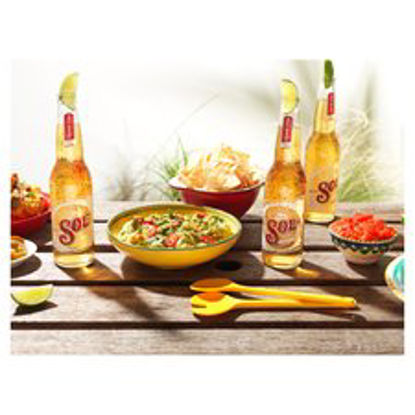 Picture of Sol. Lager Beer 650Ml